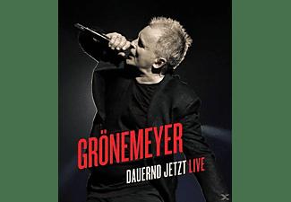 Herbert Grönemeyer - Dauernd Jetzt (Live) - (Blu-ray)