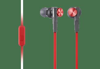 Sony Koptelefoon In Ear Headset Rood