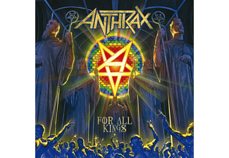 Anthrax - For All Kings (Limited Edition) | CD + Bonus-CD