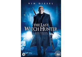 Last Witch Hunter   DVD