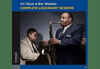 Tatum/Webster - Complete Legendary Session With Ben Webster | CD