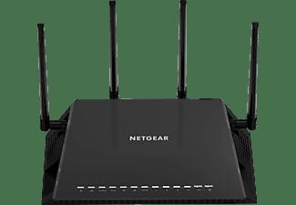 Netgear Nighthawk X4S AC2600 Ethernet LAN Zwart