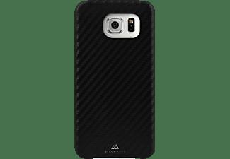 BLACK ROCK SGS7E FLEX CARBON CASE BLACK Smartphonetasche (Schwarz)