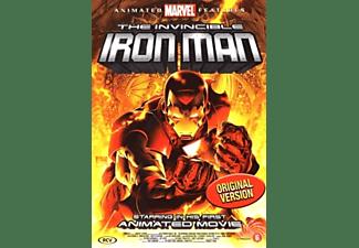 Invincible Iron Man   DVD