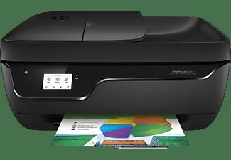 HP OfficeJet 3831, 4-in-1 Multifunktionsdrucker, Schwarz