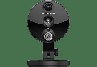 Foscam Foscam C2 Indoor HD IP Camera 2MP met PIR Zwart (C2-B)