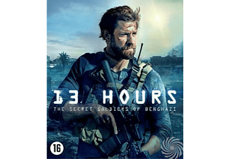 13 Hours - Secret Soldiers Of Benghazi | Blu-ray