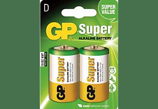 GP Super Alkaline D-batterijen