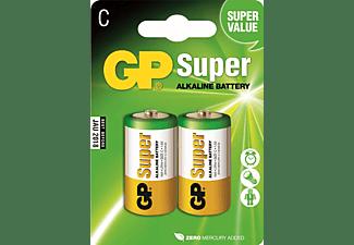 GP Super Alkaline C-batterijen