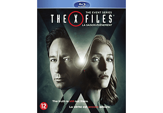 X-Files: Seizoen 10   Blu-ray