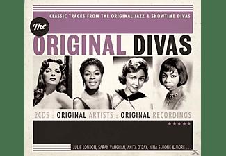 VARIOUS - Original Divas | CD