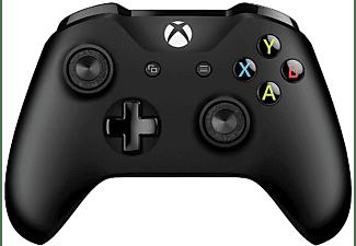 MICROSOFT Xbox Wireless Controller, Schwarz