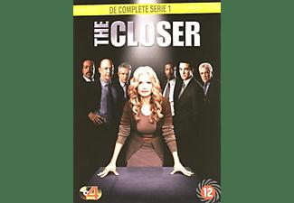 The Closer Seizoen 1 (4DVD)