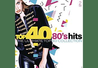 VARIOUS - TOP 40 / 80'S | CD