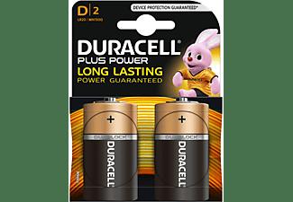 DURACELL Plus Power Alkaline D2-pack