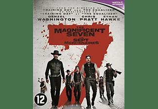 Magnificent Seven (2016) | Blu-ray