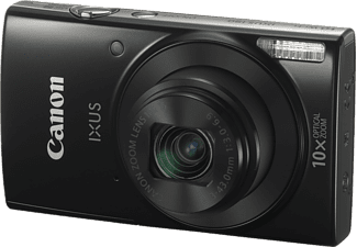 Canon Ixus 190 compact camera Zwart