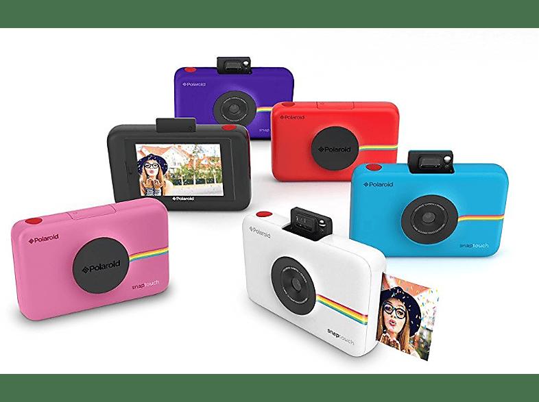 POLAROID Snap Touch fényképezőgép, piros
