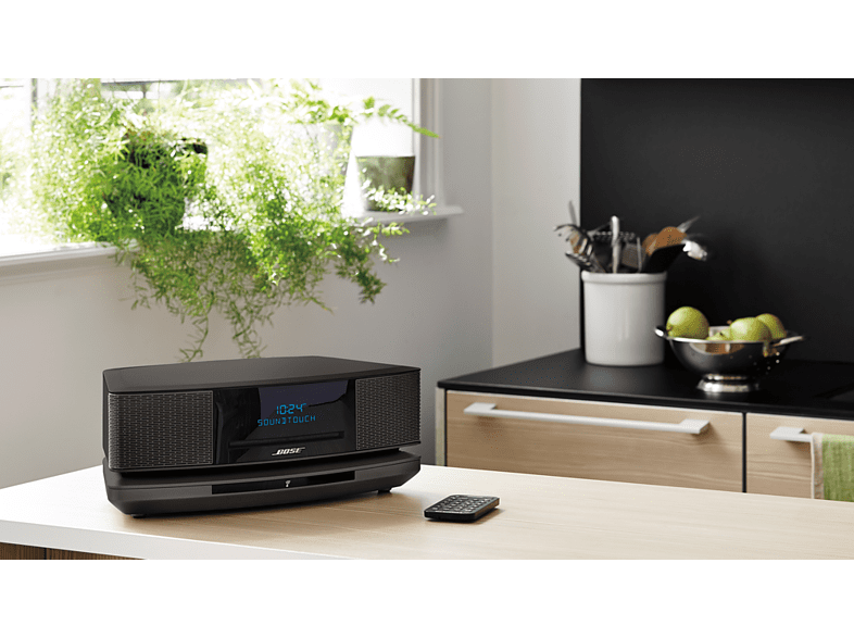 BOSE Wave SoundTouch Music System IV fekete