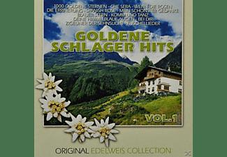 VARIOUS - GOLDENE SCHLAGER HITS | CD