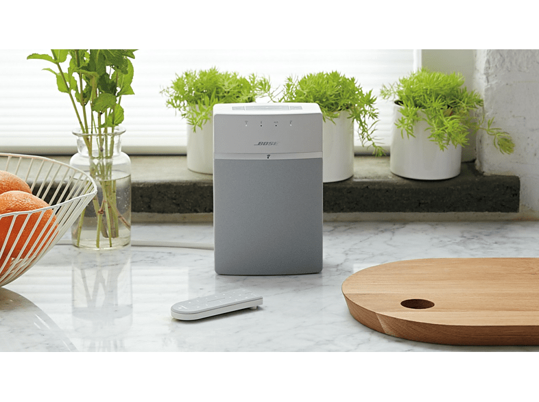 BOSE SoundTouch™ 10 Wi-Fi® fehér hangszóró