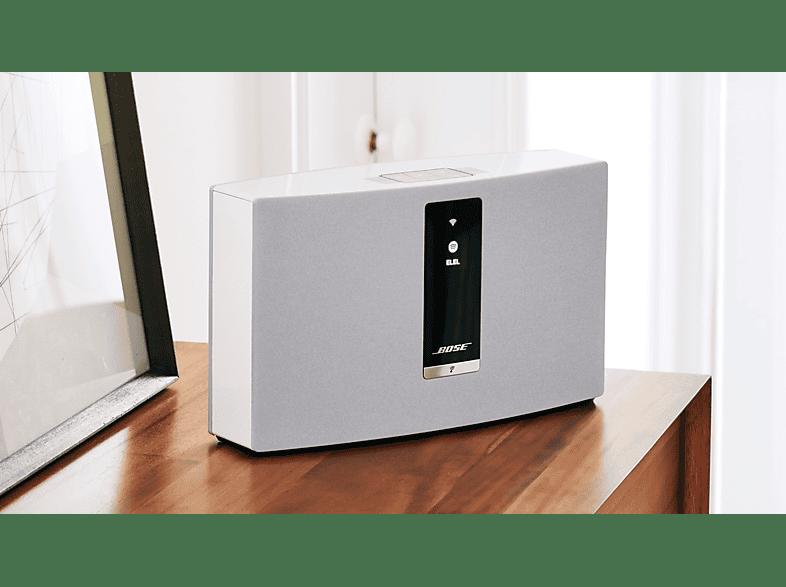 BOSE SoundTouch™ 20 Széria III Wi-Fi® fehér hangszóró