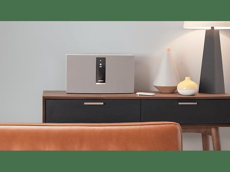 BOSE SoundTouch™ 30 Széria III Wi-Fi® fehér hangszóró