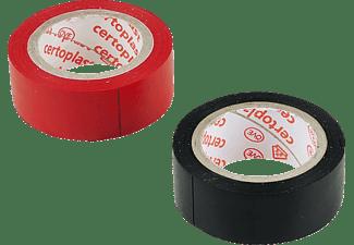 HAMA Isolatietape rood/zwart