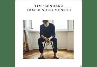 Tim Bendzko - Immer noch Mensch - (LP + Bonus-CD)
