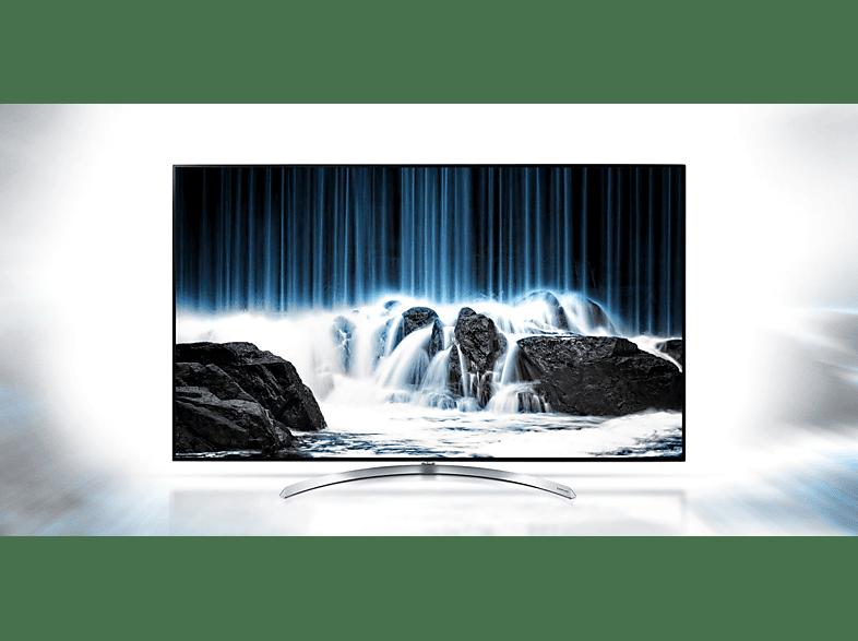 LG 60 SJ850V 4K UltraHD Smart LED televízió