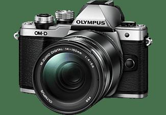 Olympus OM-D E-M10 Mark II, Zilver + M.Zuiko Digital 14-150mm f-4.0-5.6 II, Zwart