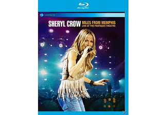Sheryl Crow - Miles From Memphis: Live At Pantages Theatre - (Blu-ray)