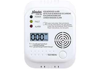 Alecto COA-26 koolmonoxidemelder