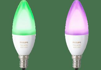 PHILIPS HUE Ambiance Wit & Kleur kaarslamp 2-Pack Wit