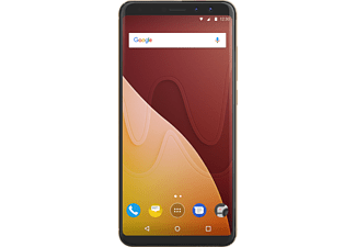 WIKO View Prime, Smartphone, 64 GB, Gold, Dual SIM