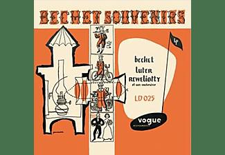 Sidney Bechet, Claude Luter, André Réwéliotty - Bechet Souvenir - (Vinyl)