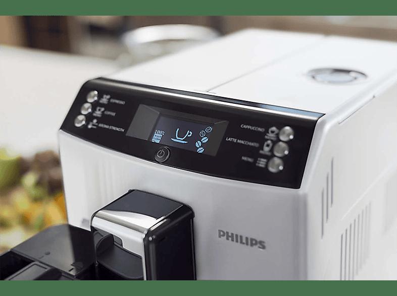 Philips EP3362/00 3100 series Automata eszpresszó kávéfőző, fehér