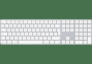Apple MQ052N-A Bluetooth QWERTY Nederlands Wit toetsenbord