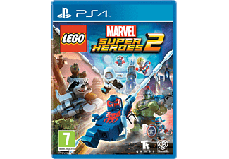 Warner Bros LEGO Marvel Super Heroes 2 PS4 (1000653920)