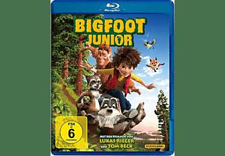 Bigfoot Junior - (Blu-ray)