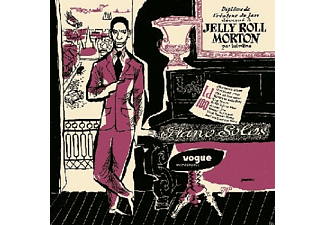 Jelly Roll Morton - Piano Solos - (Vinyl)