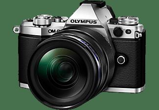 Olympus OM-D E-M5 II zilver + 12-40mm EZ PRO