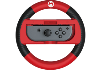 Hori Wheel Attachment Mario Kart 8 Deluxe Mario
