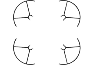 DJI Tello Propeller Guards (Part 03)