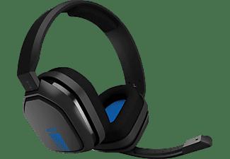 Gaming headset 3.5 mm jackplug Kabelgebonden Astro A10 Over Ear Grijs, Blauw