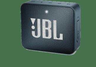 bluetooth speaker donkerblauw