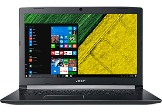 ACER Aspire 5 (A517-51G-87A7) - GeForce MX130, 8 GB RAM, 128 GB SSD, 1 TB HDD, MX130, 17.3 inch