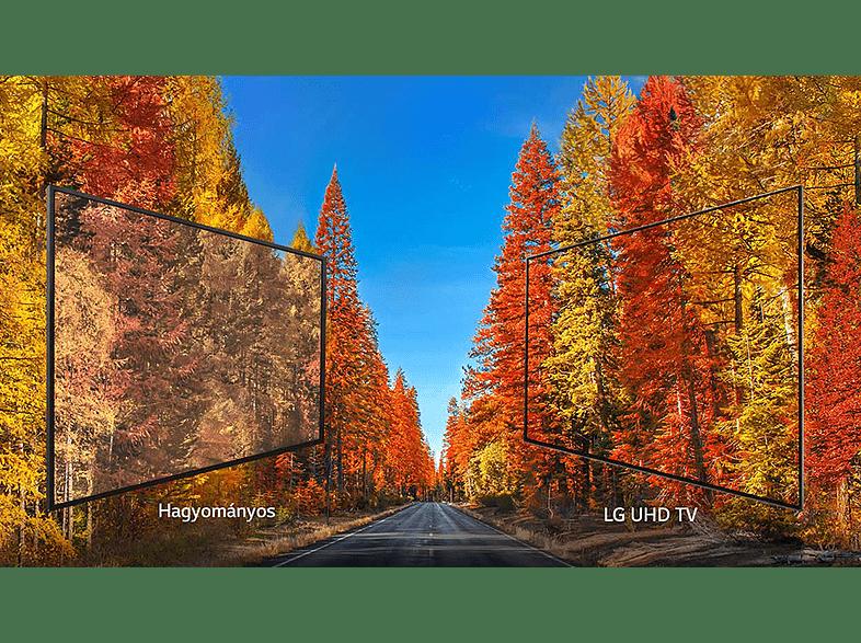 LG 43 UK6950PLB 4K UHD Smart LED televízió