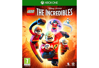 Warner Bros LEGO: The Incredibles 2 Xbox One (1000704602)