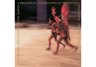 Paul Simon - The Rhythm of the Saints - (Vinyl)